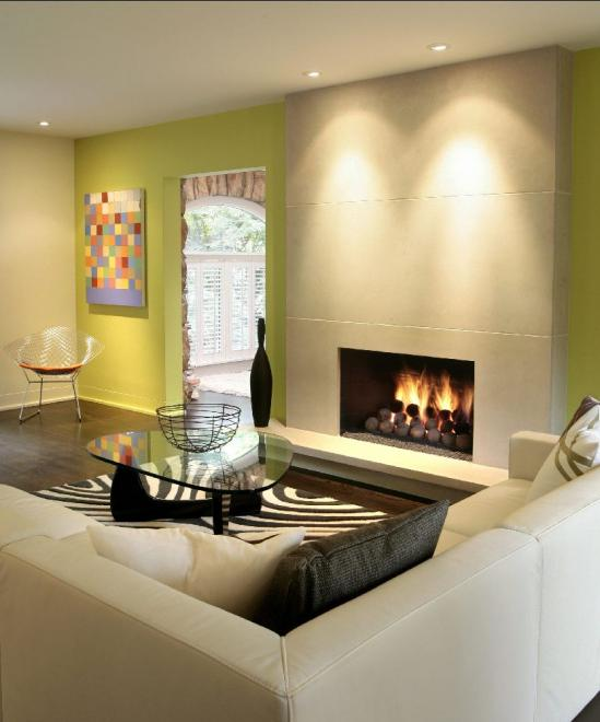 modern fireplace design ideas - Modern Fireplace Design Ideas