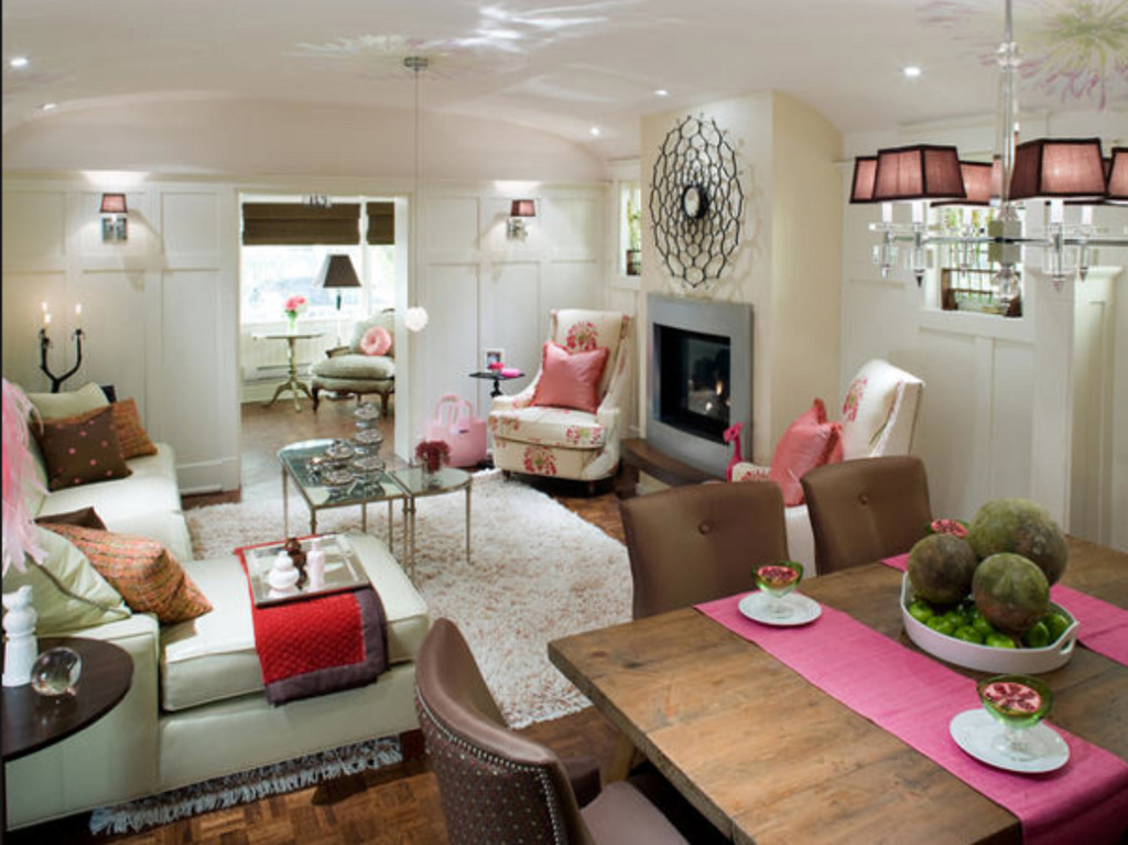 House Beautiful Living Room Makeovers